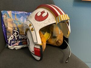 Star Wars The Black Series* Luke Skywalker Electronic X-Wing Pilot Helmet Adult