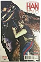 STAR WARS HAN SOLO#1 VF/NM 2016 MARVEL COMICS