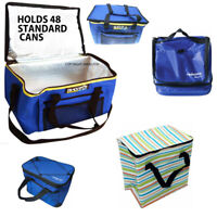 12 18 20 24 48 Can Capacity Cool Bag Picnic Camping, BBQ, Beach, Best Sellers