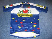 """MG technogym FAUSTO COPPI NALINI Italiano Ciclismo Jersey [42""""]."""