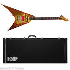 ESP E-II ALEXI LAIHO SV Wild Scythe I WORSHIP CHAOS Guitar  w Hard Case E2 MINT!