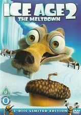Ice Age 2 The Meltdown Limited Edition - NEW Region 2 DVD