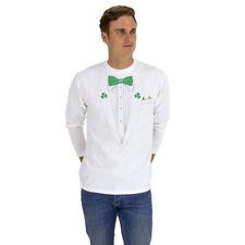 50 Langarm Herren-T-Shirts in normaler Größe