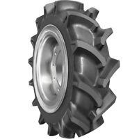 2 New BKT TR-171 8.3-22 Load 8 Ply (TT) Tractor Tires
