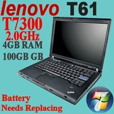 Intel Core Duo 4GB PC Laptops & Notebooks