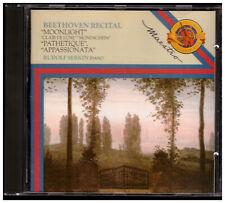 Beethoven - Sonatas Serkin CD CBS Japanpressung