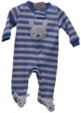 Carter's Baby Boy Just One You Sleep or Play Bunny Pajama Newborn