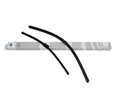 BMW X3 F25 Front Windscreen Wiper Blades Set 61612458017 NEW GENUINE
