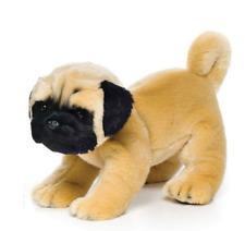 Pug Large, Nat & Jules, Stuffed Animal  Dog Plush Canine Demdaco