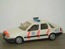 Volvo 440 GL 1990 Rijkspolitie - AHC Models 1:43 *42343
