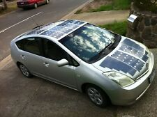 35 watts most efficient flexible bifacial solar panel Electric car, boat, plane