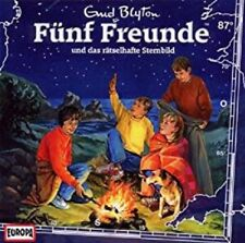 CD * FÜNF FREUNDE - HÖRSPIEL / CD 87 -DAS RÄTSELHAFTE STERNBILD # NEU OVP =