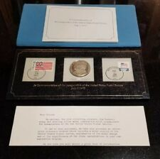 Silver $1 Proof 1971 July Inauguration Uncirculated Of The United States Postal