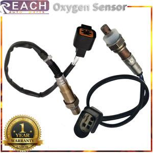 2pcs Up+Downstream Oxygen Sensor For 2004-2009 Kia Spectra,Hyundai Elantra 2.0L