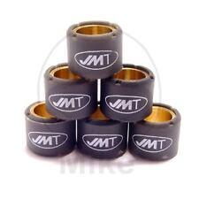 6 MASSETTE RULLI 18.0G JMT 23X18MM HONDA 300 SH ABS (NF0231/NF02D) 2010-2010