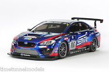 Tamiya 58645 Subaru WRX STi - 4WD TT-02 RC Kit Car (WITHOUT AN ESC UNIT)