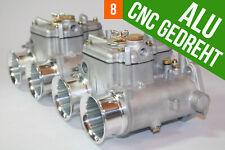 4 x Weber 48DCO/SP - 50DCO/SP Vergaser Ansaugtrichter Trichter Velocity stacks