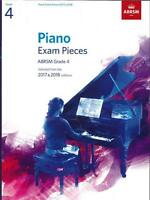 ABRSM Piano Exam Pieces Grade 4 ( 2017 & 2018 ) Book Only AB876-1