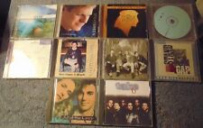 Lot of 10 Assorted CCM / Gospel CDs - Out of The Grey  Take 6  Steve Green +