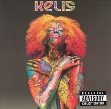 KELIS - Kaleidoscope, PA, Explicit, Caught Out There, NEW