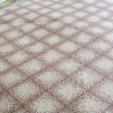Debbie Mumm cotton fabric half yard cut 1/2 light tan blender tonal faux stitch