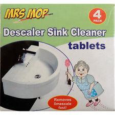 MRS MOP SINK CLEANER SPARKLING CLEAN DESCALER KITCHEN CLEANING