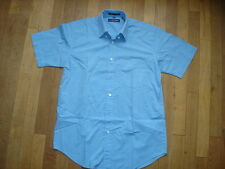 Carlo Filati  taille 37/38   chemise manches courtes TBE