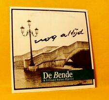 Cardsleeve Single CD De Bende & Liliane Saint-Pierre Nog Altijd 2TR 1994 Vlaams