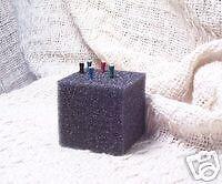 Endo Square Foam Sponges File Holder 2X2X2 -64 PIECES (AUTOCLAVABLE)