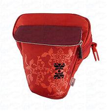 hama aha CAMERA BAG 110 COLT / Kameratasche (Farbe: Rot)