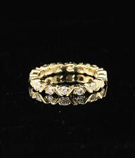 Diamond Yellow Gold Vintage Fine Jewellery (1980s)