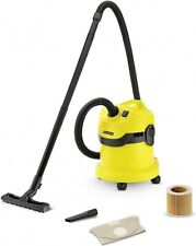 Karcher WD2 Wet and Dry Multipurpose Vacuum Cleaner 12L