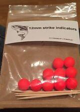Strike Indicators Pimp Bung Red