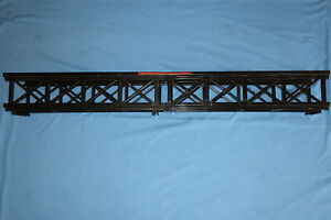 "Buddy L Outdoor Railroad Trestle Set. 2  24"" Sections."