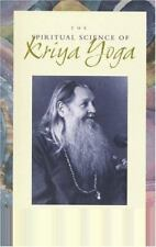 The Spiritual Science of Kriya Yoga by Goswami Kriyananda (1976, Paperback)