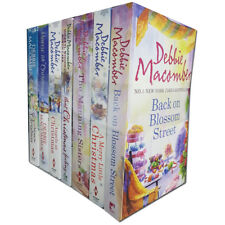 Debbie Macomber Collection 7 Books Set Angels at Christmas, Home for Christmas