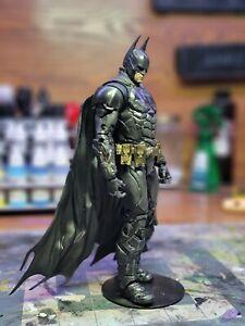 DC Custom Batman Arkham Knight Mcfarlane 7 in Complete