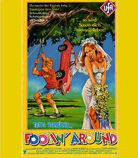 Total verückt FOOLIN' AROUND Gary Busey Annette O'Toole John Calvin Tony Randall