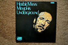 "Herbie Mann LP ""Memphis Underground"" Atlantic (SD 1522), Excellent"