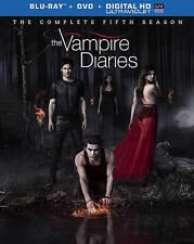 The Vampire Diaries: Season 5 (Blu-ray + DVD + Digital HD) DVD, Candice King, Pa