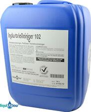 Industriereiniger 102  10Liter Werkstattreiniger liquidblau  (3,03 EUR pro l)