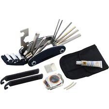 Vélo Crevaison Patch Kit Réparation Vélo Réparation Outil Kit Kit Voyage Pochette S1810