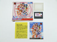 SNK GALS Fighters SNK Neo Geo Pocket Color NGP YUMEKOBO