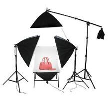 Komplett Studioset Stativ Energielampe 50x70cm Softbox