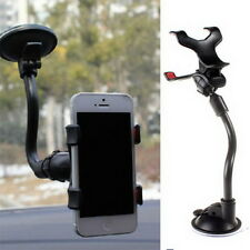 Adjustable Car Phone Windshield Cradle Mount Stand Holder For Smart Phone GPS