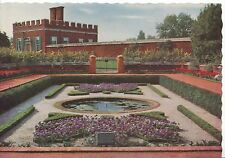 Middlesex Postcard - The Lower Sunken Garden - Hampton Court Palace - Ref AB2629