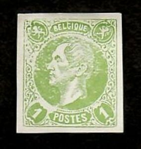 Belgium Proof, Extremely Rare $395.00, MH.