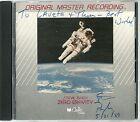 Bach, Steve Zero Gravity  MFSL Silver/Cafe Records CD mit Autogramm