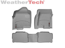 WeatherTech Floor Mats FloorLiner for Chevy Tahoe - 2000-2006 - Grey