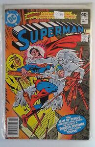 Superman #347 (1980) DC Comics 9.2 NM- Comic Book